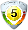 tellows Score 5 zu +358447334444